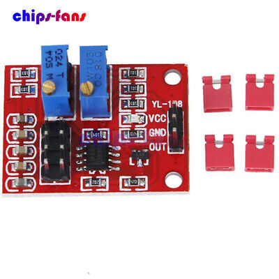 NE555 Pulse Module LM358 Duty Cycle Frequency Adjustable Module Square Wave NEW