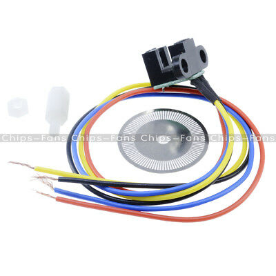 Photoelectric Speed Sensor Encoder Coded Disc code wheel for Freescale Smart CF