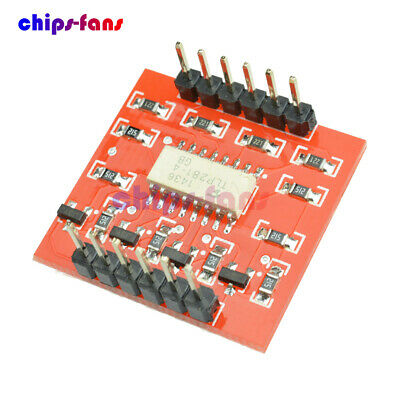 4-Channel Opto-isolator IC Module Arduino High and Low level Expansion Board New
