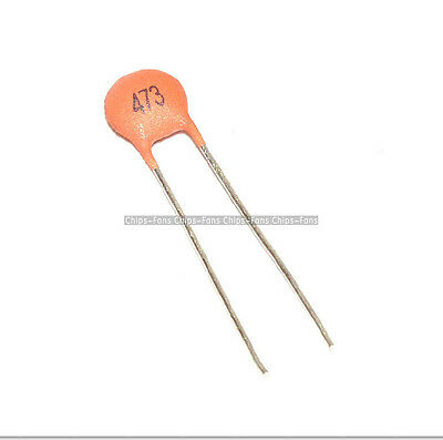 100Pcs 50V  0.047uF 473 47000pF DIP Ceramic Disc Capacitors