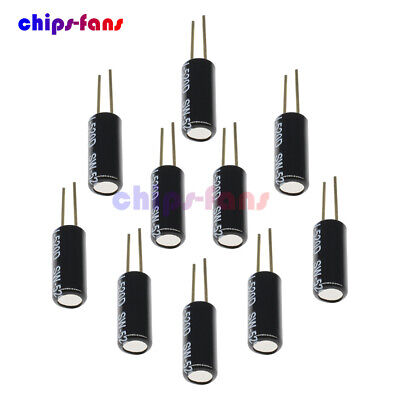 10Pcs SW-520D Vibration Sensor Metal Ball Tilt Shaking Switch CF