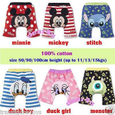 free ship 100% cotton Baby boys girls nappy cover short pants 11-15kgs Christmas