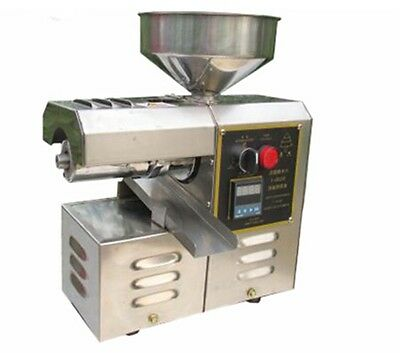 2015 Newest Edible Oil Press Machine, High Oil Extraction Rate Labor Saving
