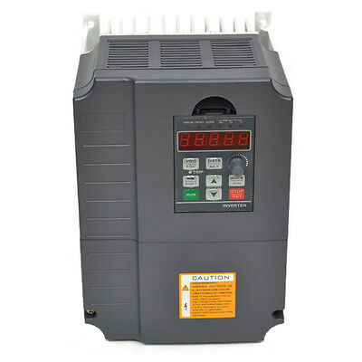 High Quality Vfd  Variable Frequency Drive Inverter Ce 7.5Kw 220V 10Hp 34A