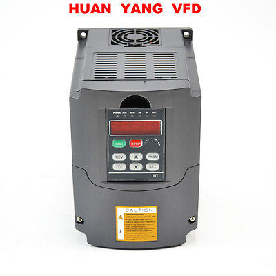 Top Sale 3Kw 220V 4Hp 13A Variable Frequency Drive Inverter Vfd Speed Control