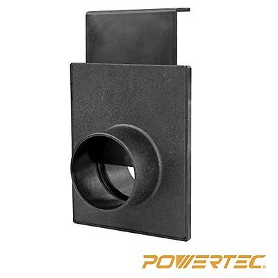 "Powertec 70133 2.5"" Blast Gate For Vacuum/Dust Collector New Gift"