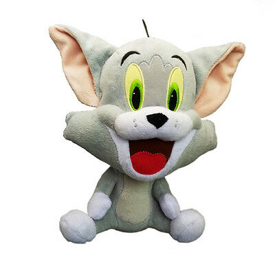 Tom and Jerry Plush Doll Figure TOM 8.5""