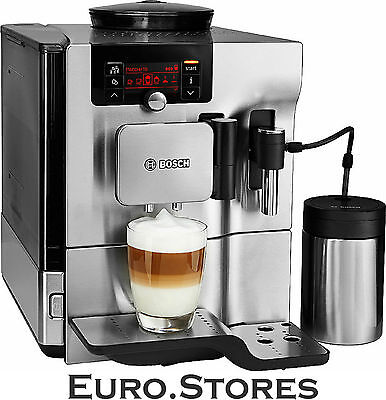 Bosch TES80751DE VeroSelection 700 Automatic Coffee Machine Silver Genuine NEW