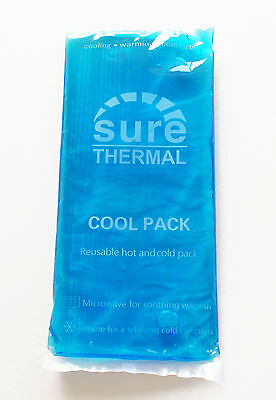 Reusable Hot and Cold Heat Ice Gel Pack for First Aid, Sports Muscle / Back pain