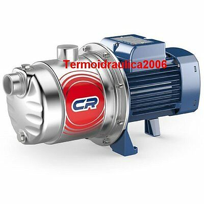 Stainless Steel 304 Multi Stage Centrifugal Pump 3CRm80N 0,6Hp 240V 3CR Pedrollo
