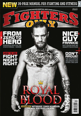 Fighters Only Magazine Issue 117 (July 2014 Issue)