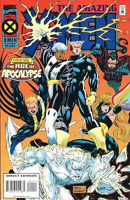 Amazing X-Men #1 Vf/nm Age Of Apocalypse
