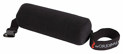"McKenzie Original 5"" HEAVY DENSITY Lumbar Roll Support Cushion Back Pain Posture"