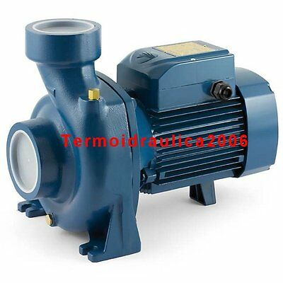 High flow rates Centrifugal Electric Water Pump HF 30A 10Hp 400V Pedrollo