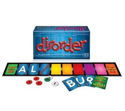 Disorder by R and R Games