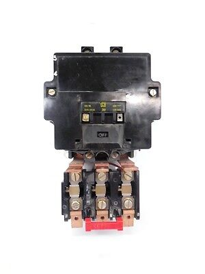 SQUARE D 8502SD02S Contactor 120/110 V Coil Size 2 8502 SD02 S