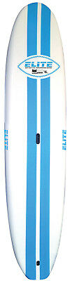 """Redback Quad Fin Sup Elite Soft Deck 10' 8"""" Board With Paddle & Leg Rope"""
