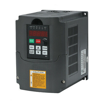 1.5Kw 220V Variable Frequency Drive 2Hp 7A Ce Certificate Huan Yang Inverter Vfd