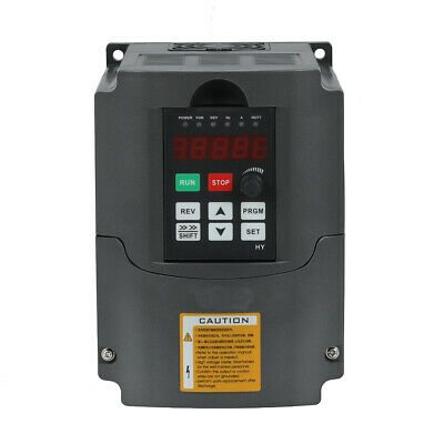 De Stock 2.2KW 3HP 10A CNC 220V VARIABLE FREQUENCY DRIVE INVERTER VFD