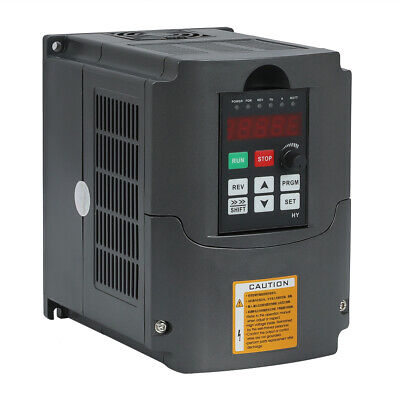 2.2Kw Vfd Huan Yang Brand 380V Variable Frequency Drive Inverter 3Hp Ce