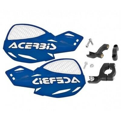 Protection main Air Flit bleue Pour Motos Peterson Armstrong Ch racing