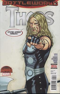 Thors #4 SWA   NEW!!!