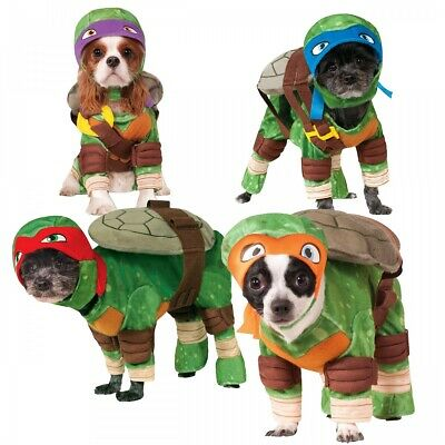 Ninja Turtle Dog Costume TMNT Pet Halloween