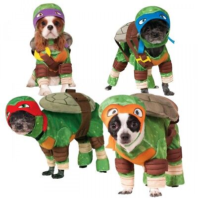 Teenage Mutant Ninja Turtle Dog Pet Costume Pet Teenage Mutant Halloween