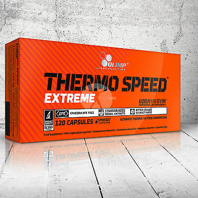 OLIMP Thermo Speed EXTREME Fat Burner Weight loss Slimming Pills diet