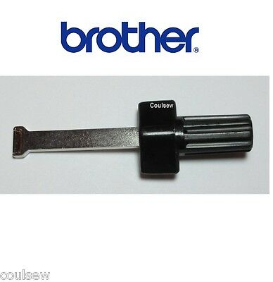 GENUINE BROTHER SEWING MACHINE HOOP SCREW DRIVER Thick Flat Slot XC4237021