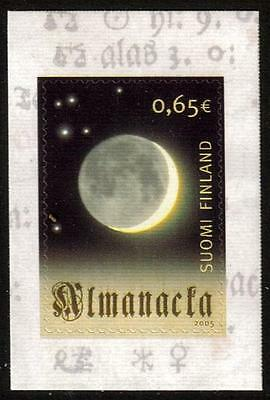 FINLAND 2005 MNH 300th ANNIVERSARY OF THE FIRST FINNISH ALMANAC