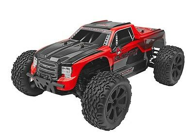 1:10 Scale Blackout XTE RC Monster Truck Off Road 2.4GHz Remote Control Red New