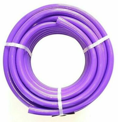"Purple recycle SULLAGE reclaim grey water garden Hose 25mm 1"" x 20m AUSTRALIAN"