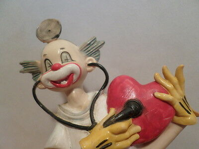 Patches Dynasty Doll Collection Painted Porcelain Clown