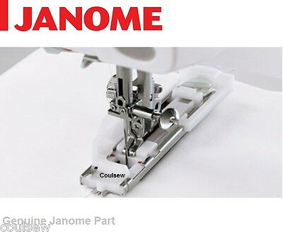 JANOME GENUINE Sewing Machine ROLLER foot Cat B+C No 200316008 leather vinyl
