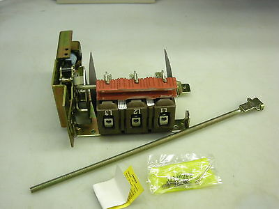 Square D Flange Mtg 30A Non-fused Disconnect Switch  Class 9422 Type RC-1