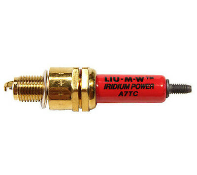IRIDIUM SPARK PLUG 10mm FOR Scooter With GY6 150cc, QMB139 50cc MOTORS