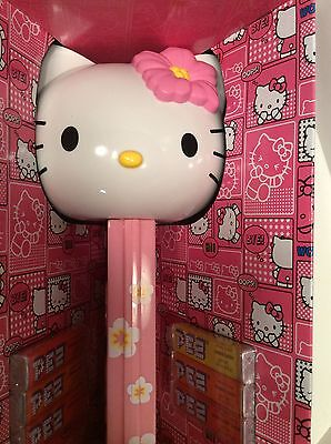 PEZ Hello Kitty Giant Candy Roll Dispenser - 12 Inches Tall - New in Box NIB