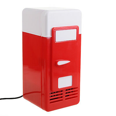 Portable Mini Fridge Cooler/Warmer Auto Car Boat Home Office Refrigerator