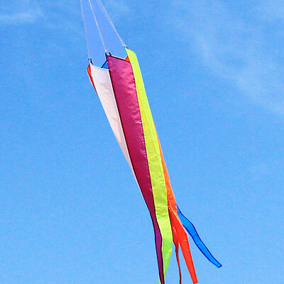 Beautiful 1M Spinning Kite Tail Transition Tail, Wind Deco, Kite Accessory