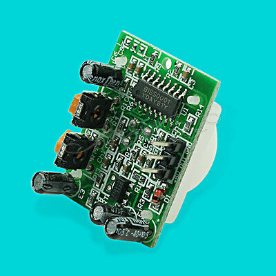 Infrared PIR Motion Sensor Detector Security Module with Control Circuit Board