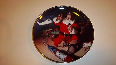 "Franklin Mint Coca Cola Collectors Plate 1994 ""A Coke and a Smile"" HC9710"