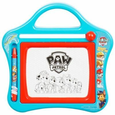 Paw Patrol Small Magnetic Scribbler Doodle Kids Sketch Drawing Board Toy