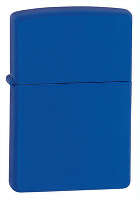 Lot of 10 Zippo 229 Royal Blue Matte Windproof Classic Theme Pocket Lighter NEW