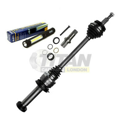 Vw T5 And Multivan 1.9 Tdi Gearbox Shaft Stub Axle & Drive Shaft Off/right Side