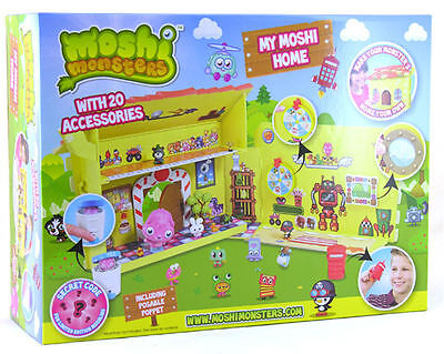 Moshi Monsters My Moshi Home Brand New In Box