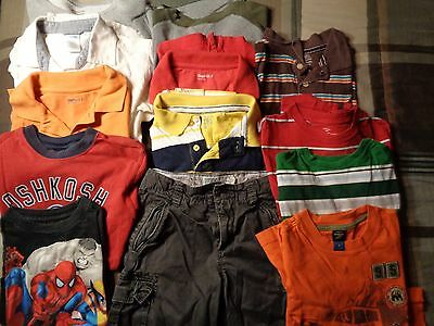 Lot of 13 pieces boys, size 8 clothing outfits