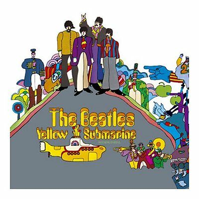 The Beatles Yellow Submarine Greeting Birthday Card Any Occasion Album Official