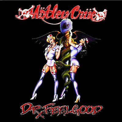 Motley Crue Dr Feelgood Greeting Birthday Card Any Occasion Album Cover Official