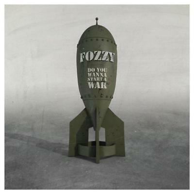 FOZZY - DO YOU WANNA START A WAR Vinyl LP & CD Album (New/Sealed) Chris Jericho